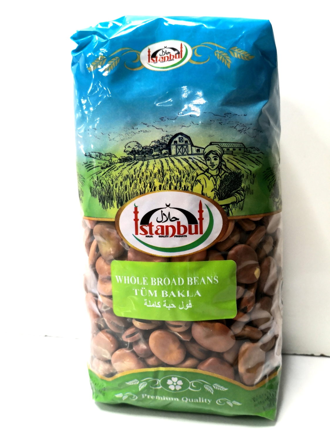 Istanbul Whole Broad Beans 1kg