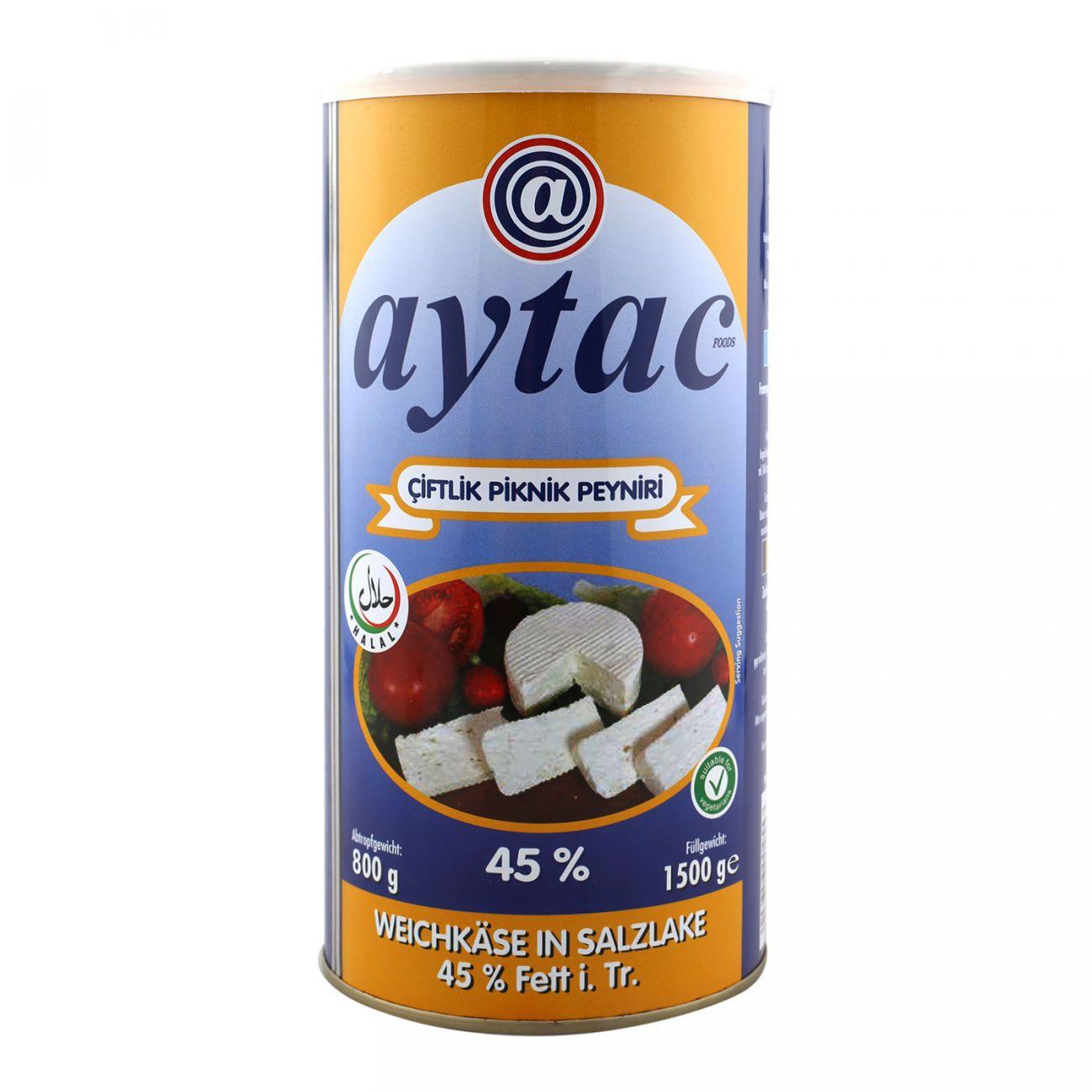 Aytac Low-Fat Traditional Village Cheese