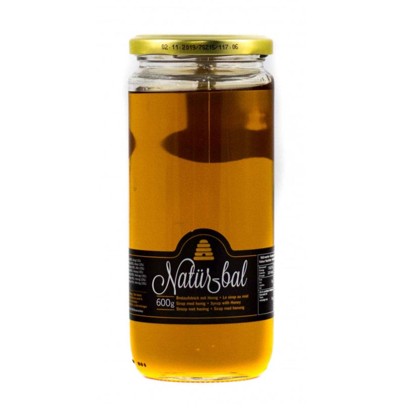 Naturbal Syrup With Honey 600g