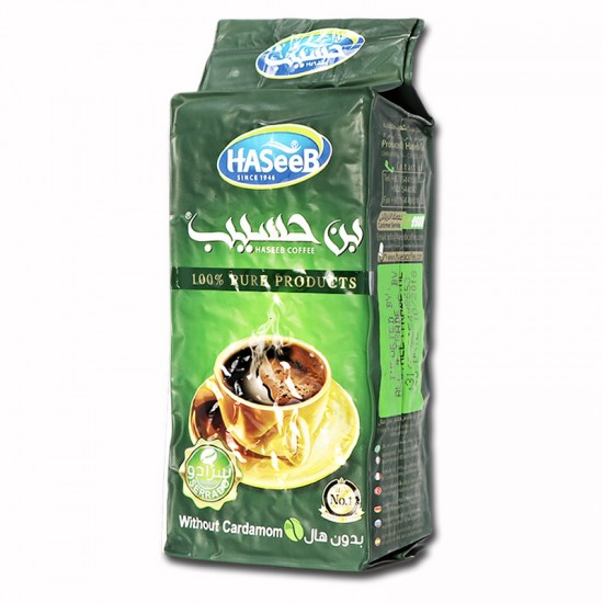 Haseeb Coffee (Without Cardamom) 200g