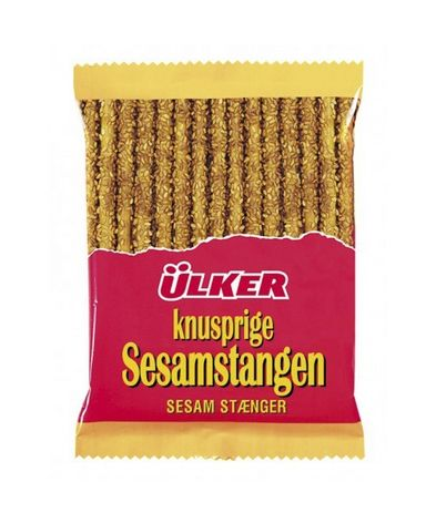 Ulker Stick Crackers With Sesame