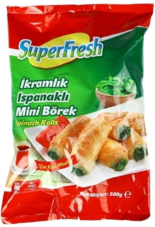 Superfresh Spinach Cheese Roll
