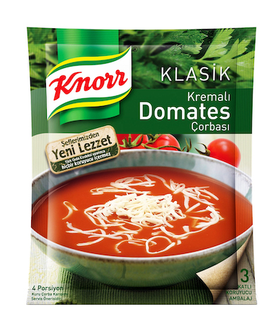 Knorr Cream Of Tomatoes Soup 162g