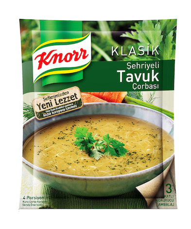 Knorr Chicken Soup With Noodle