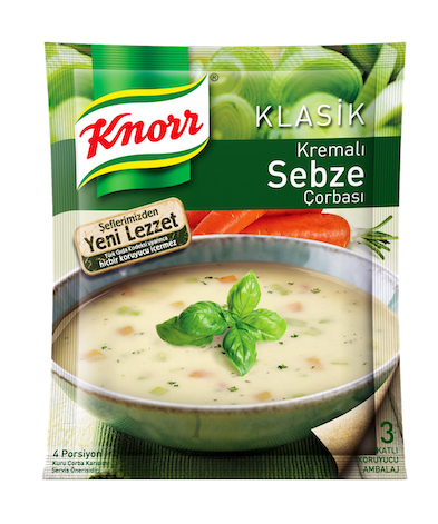 Knorr Cream Of Vegetable Soup 68g