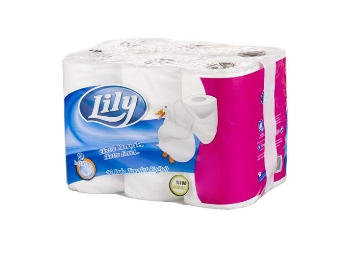 Lily Toilet Paper (Family Pack)