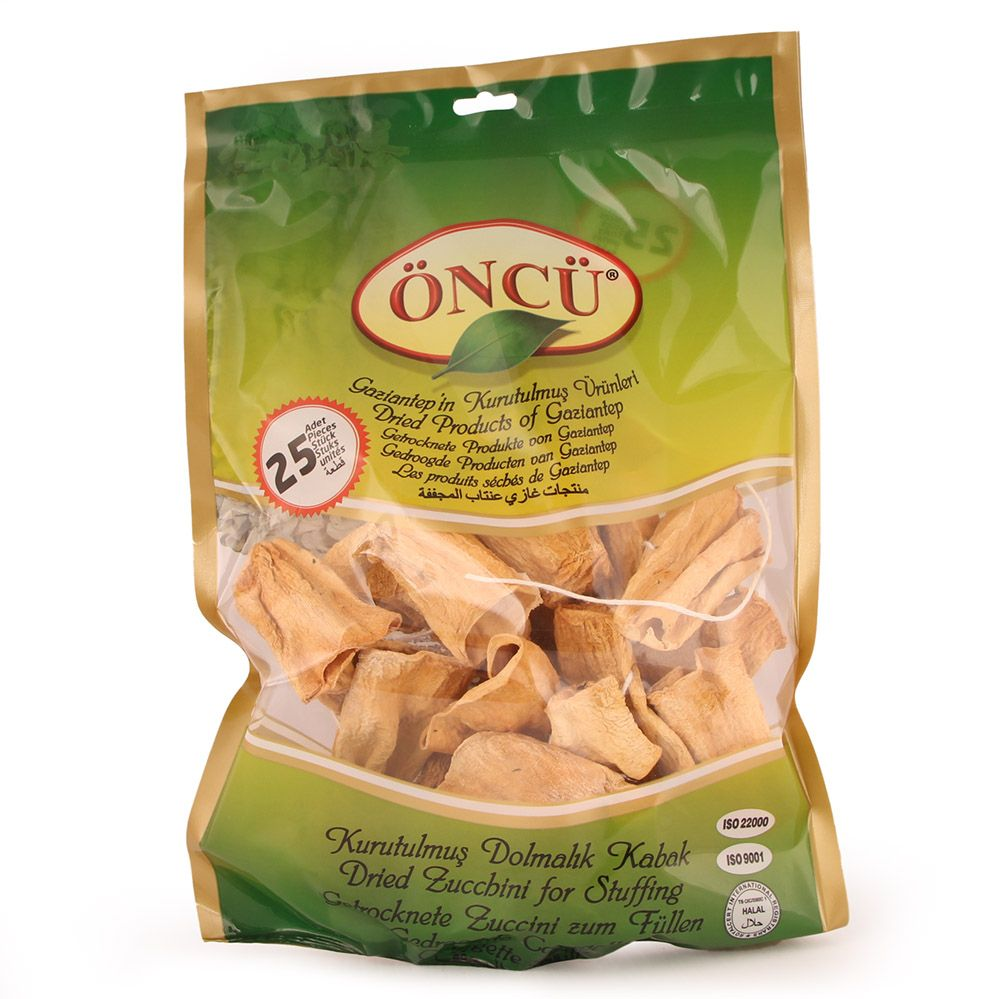 Oncu Dried Zuccini For Stuffing