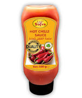 Sofra Hot Chillies
