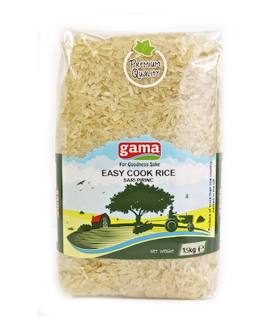 Gama Easy Cook Rice  1kg