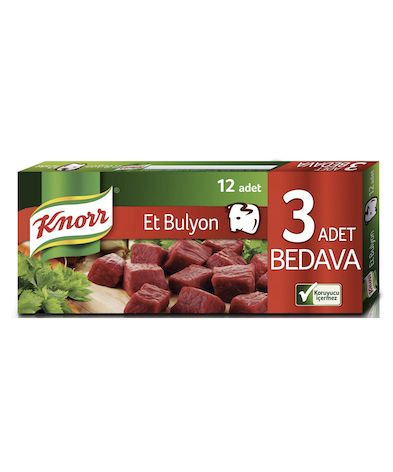 Knorr Beef Stock 120g