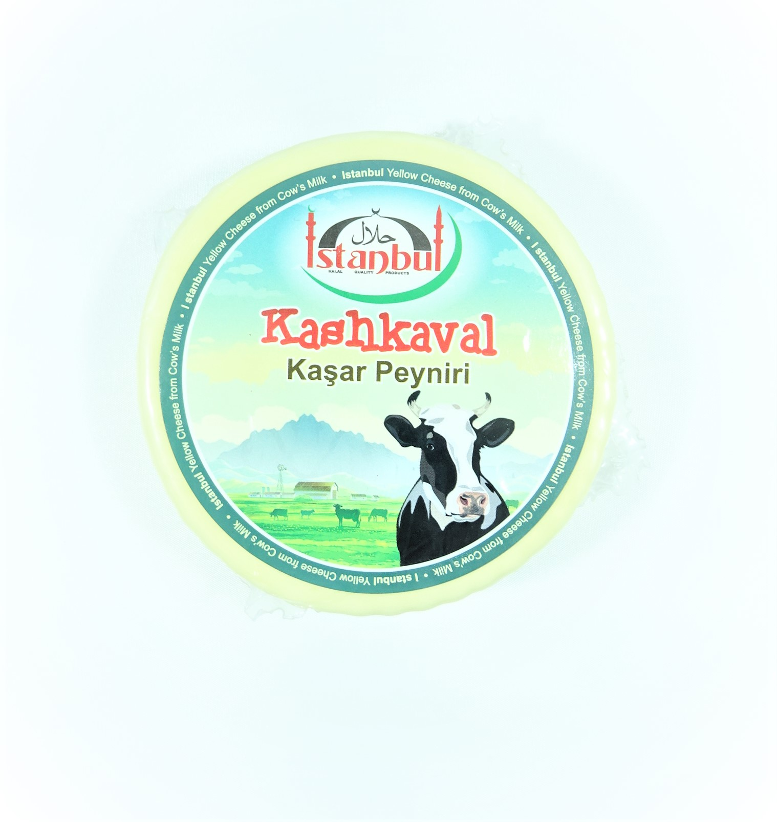 Istanbul Kashkaval Cheese 400gr