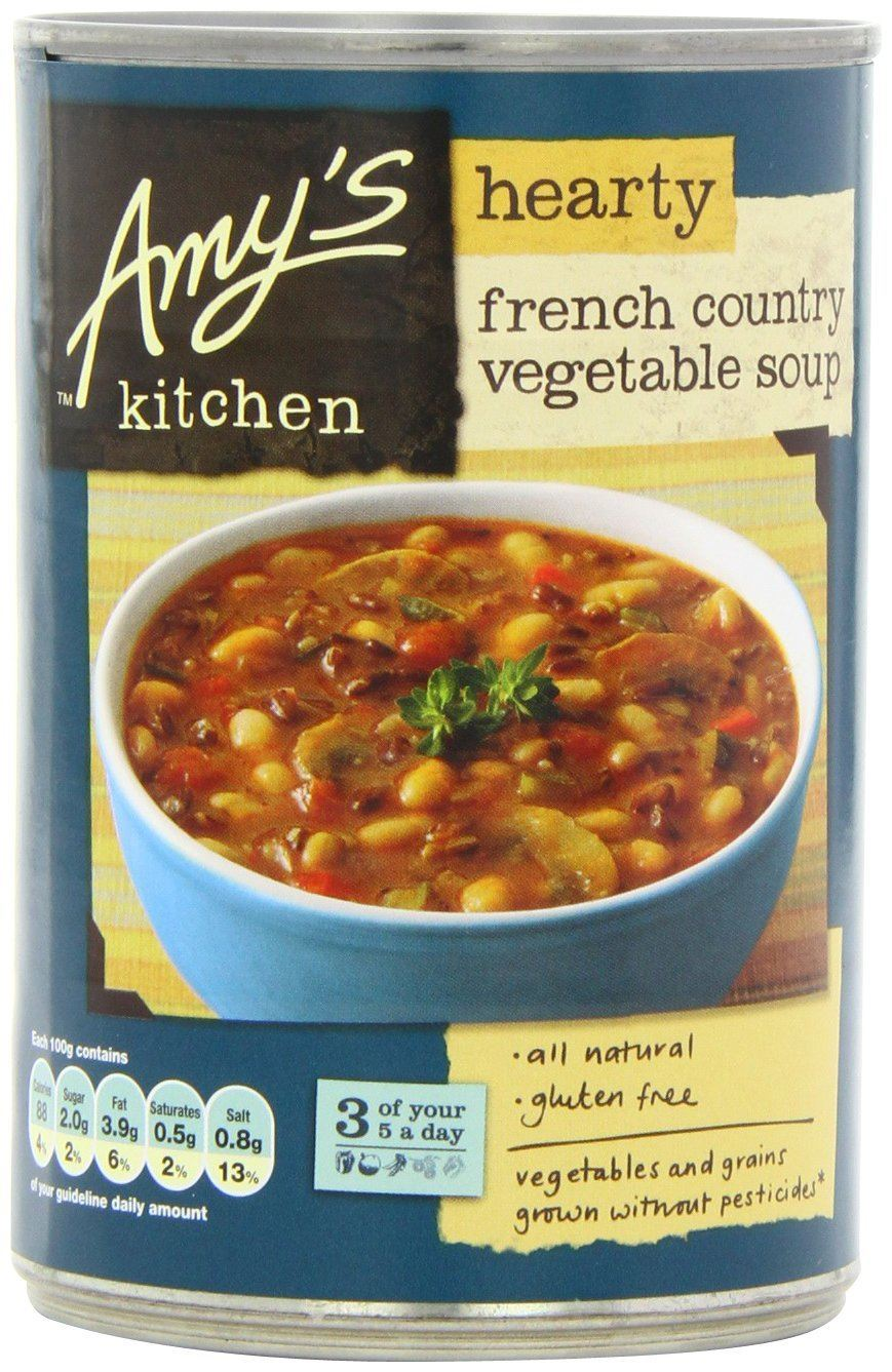 Amy's Kitchen Hearty Organic French Soup