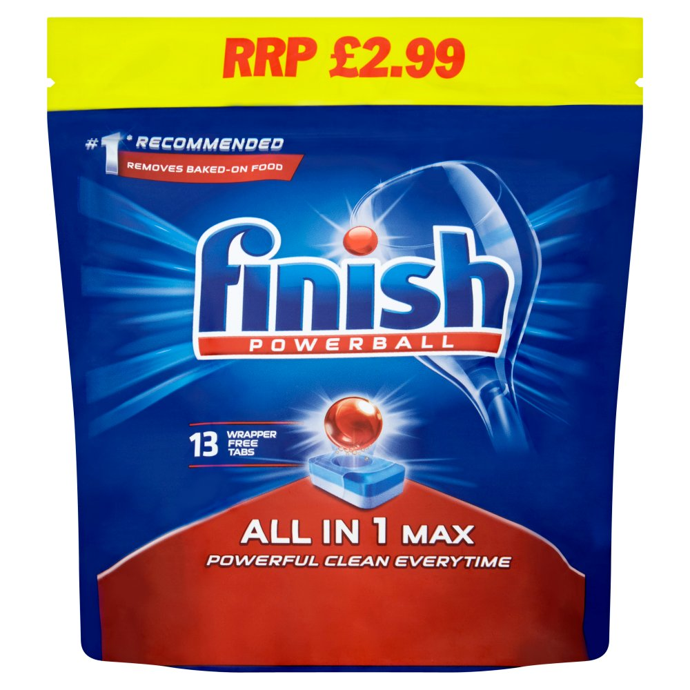 Finish All In 1 Shine Protect