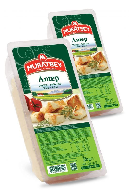 Muratbey Antep Cheese (Naboulsi) 200g